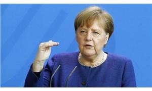 Angela Merkel'den DSÖ'ye destek ve 'uluslararası işbirliği' çağrısı