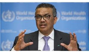 Dünya Sağlık Örgütü'ne yapılan bağışlar 150 milyon dolara ulaştı