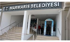 Karabağlar ve Marmaris Belediyeleri'nde dezenfeksiyon tüneli