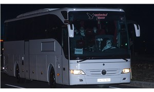 Yunanistan'da karantinaya alınan geminin Türkiyeli yolcuları Çanakkale ve Tekirdağ'da