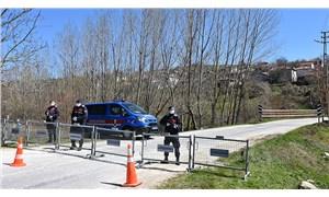Kırklareli'nde bir vakanın daha tespit edildiği köyde, karantina süresi uzatıldı