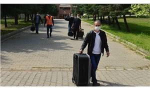 AFAD: Karantinadaki 30 bin 808 kişi tahliye edildi