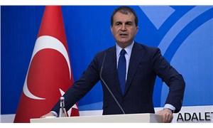 AKP Sözcüsü Çelik: Vatandaşa götürülen hizmetin üzerine parti damgası vurmaya gerek yok