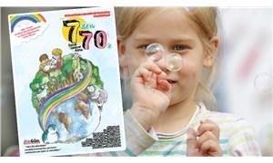 BirGün'den çocuklara 23 Nisan armağanı: 7'den 70'e Dergi, 23 Nisan'a özel ücretsiz yayında