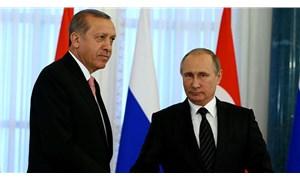 Erdoğan ve Putin'den koronavirüs görüşmesi
