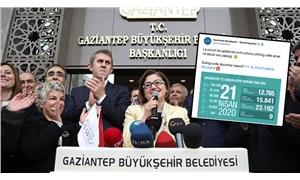 Koronavirüs tablosuyla dalga geçen AKP'li Gaziantep Belediyesi'ne sosyal medyada tepki