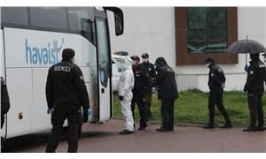 Romanya'dan gelen 89 kişi Düzce'de karantinaya alındı