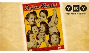 Yapı Kredi Yayınları, Türkiye'nin ilk çocuk dergisini online erişime açtı