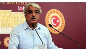 HDP Eş Genel Başkanı Sancar'dan infaz yasası açıklaması: Seçmenimizden özür diliyoruz