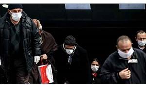 İstanbul'da sokağa çıkma kısıtlaması öncesi alışveriş yoğunluğu