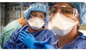 TTB: 3 bin 474 sağlık çalışanına Covid-19 tanısı kondu