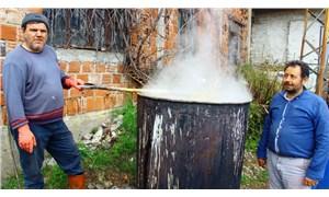 Aydınlı doğal sabun ustası 150 yıllık aile mesleğini anlattı