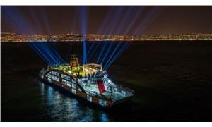 İzmir Körfezi'nde tarihi yüzüncü yıl konseri