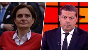 """Kaftancıoğlu'nun """"Trol"""" dediği Cüneyt Özdemir: Programda yüzüme söyleyin"""