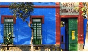 Frida Kahlo Müzesi sanal ziyarete açıldı