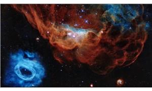 Hubble Uzay Teleskobu, 30'uncu yılını kozmosun yeni bir görüntüsüyle kutladı