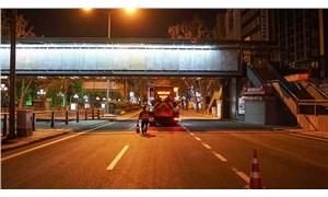 ABB dört günde 22 bin ton asfalt döktü