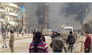 Afrin'de patlama: 40 kişi hayatını kaybetti