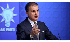 AKP Sözcüsü Ömer Çelik de Ankara Barosu'nu hedef aldı!