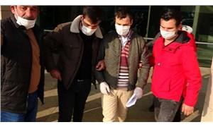 Doktora oksijen tüpüyle saldıran şahıs adli kontrol ile serbest bırakıldı