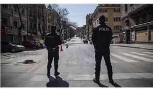 İçişleri Bakanlığı'ndan 81 il valiliğine sokağa çıkma yasağı genelgesi