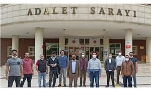 Şanlıurfa Tabip Odası yöneticileri adli kontrolle serbest bırakıldı
