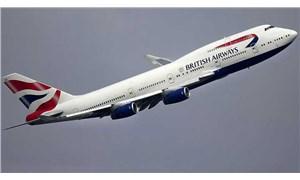 British Airways'te 12 bin kişinin işten çıkarılması planlanıyor