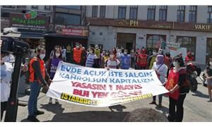 İstanbul 1 Mayıs Platformu: Sömürü ve yağma düzenine karşı, yaşasın 1 Mayıs