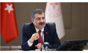 Sağlık Bakanı Koca: Vakaların yüzde 60'ı İstanbul'da