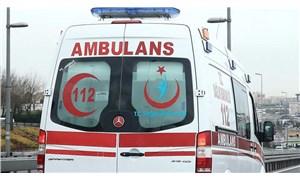 Uzaklaştırma kararı bulunan erkek cerrahi tulum ve sahte ambulansla eski kız arkadaşını evden kaçırdı!