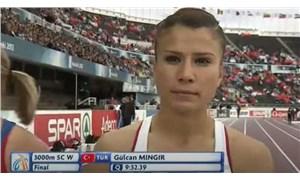 Eski milli atlet Gülcan Mıngır'ın doping yaptığı sekiz sene sonra tespit edildi