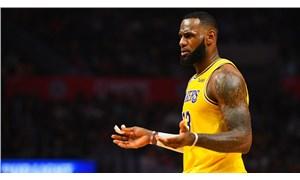 LeBron James: NBA sezonunu bitirmek istiyoruz