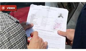 Otogarda 'sahte seyahat belgesi' pazarlığı