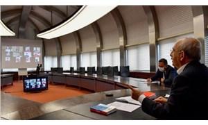 Kılıçdaroğlu 12 sektörden işçiyle video konferans yaptı