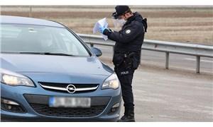 Sahte seyahat belgeleriyle 800 km yolculuk yapan 45 kişi yakalandı
