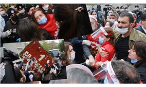 İstanbul'da 1 Mayıs kutlamalarına müdahale: Zorbalar kalmaz, gider!