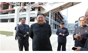 Uzun süre sonra kamuoyu önüne çıkan Kuzey Kore liderinin fotoğrafları yayınlandı