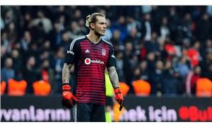 Loris Karius, Beşiktaş ile sözleşmesini feshetti