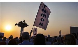 TMMOB'den meslek örgütlerini hedef alan Erdoğan'a tepki