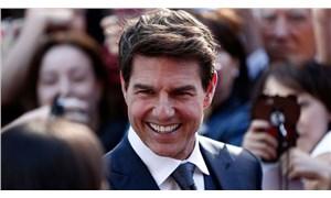 'Uzayda çekilecek ilk filmin başrolü Tom Cruise'a emanet'
