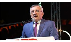 AKP'li Belediye Başkanı, Bakan'a 'Yazıklar olsun' deyip toplantıyı terk etti!