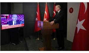 Erdoğan 'Ulusa Sesleniş'i fırsata çeviriyor