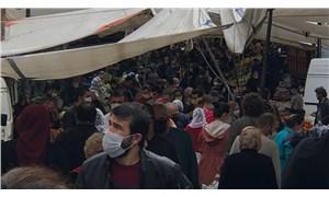 İstanbul'da sosyal mesafe kuralı ortadan kalktı