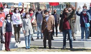 İzmir Emek ve Demokrasi Güçleri'nden 6 Mayıs anması