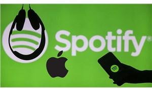 Spotify'dan Apple'a 'tekelcilik' eleştirisi