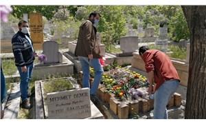 SOL Parti'den Üç Fidan için mezar başında anma