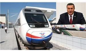 Ankara-İstanbul hızlı tren hattında, şirkete fazladan 6,5 milyon TL ödenmiş!
