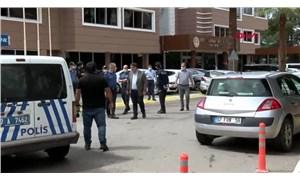 Antalya Esnaf Odaları binasında bomba ihbarı asılsız çıktı