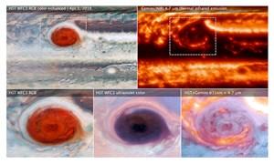 'Şanslı görüntüleme' tekniğiyle ortaya çıkan Jüpiter