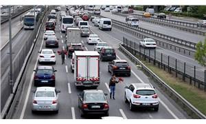Sokağa çıkma yasağı öncesi, İstanbul trafiğinde son durum ne?